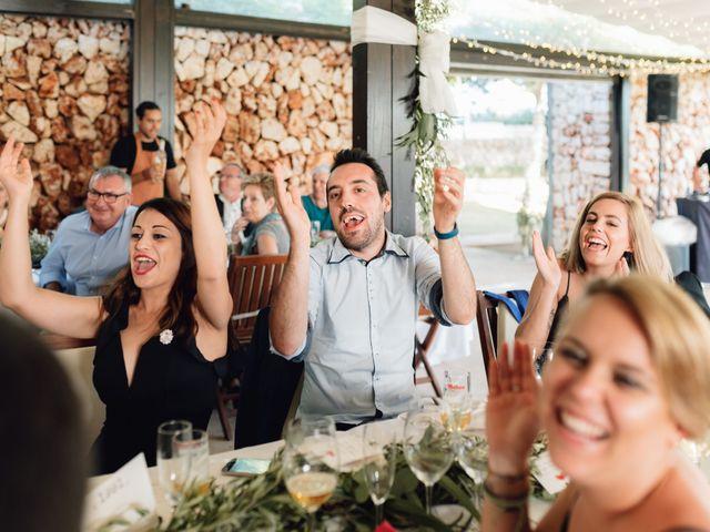 La boda de Laura y Fer en Es Castell/el Castell, Islas Baleares 55