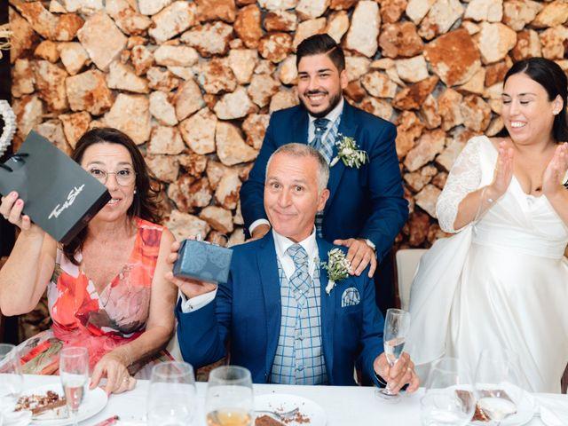 La boda de Laura y Fer en Es Castell/el Castell, Islas Baleares 60