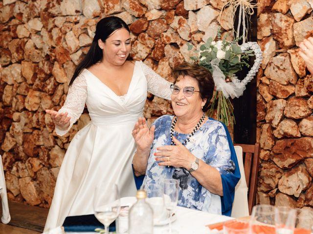 La boda de Laura y Fer en Es Castell/el Castell, Islas Baleares 65