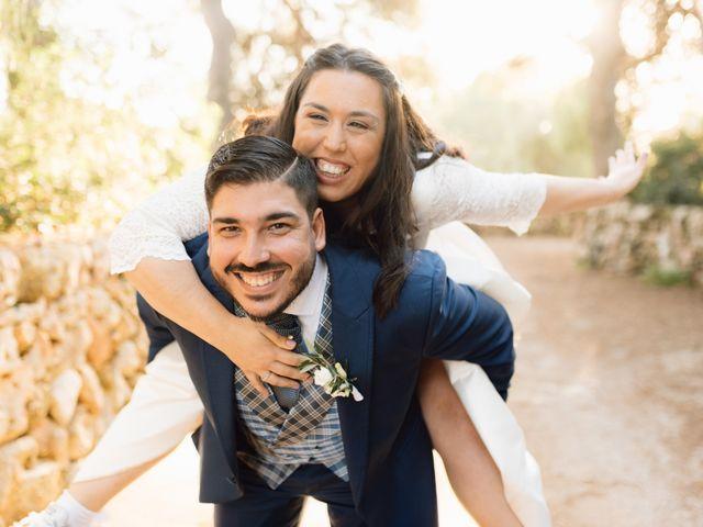 La boda de Laura y Fer en Es Castell/el Castell, Islas Baleares 72