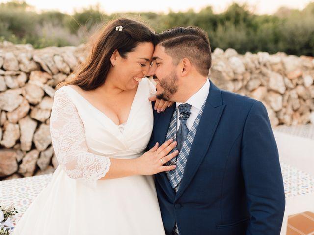 La boda de Laura y Fer en Es Castell/el Castell, Islas Baleares 77