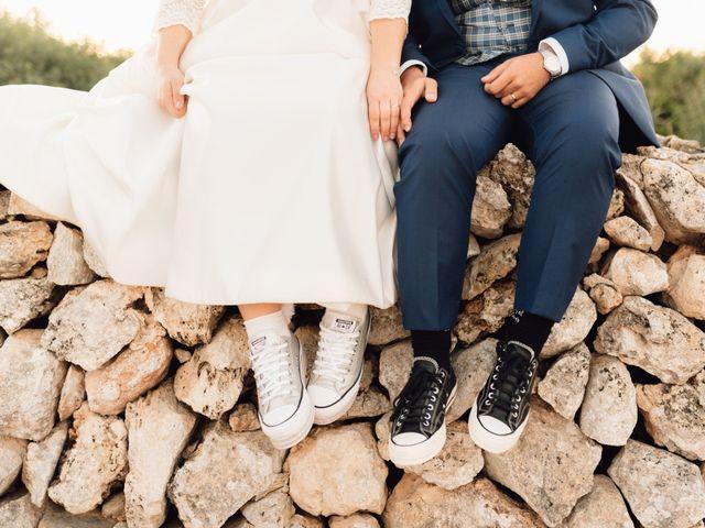 La boda de Laura y Fer en Es Castell/el Castell, Islas Baleares 78