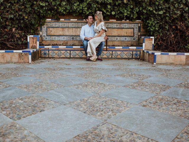 La boda de Manolo y Isabel en Viso Del Alcor, Sevilla 10