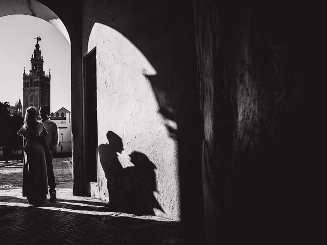 La boda de Manolo y Isabel en Carmona, Sevilla 6