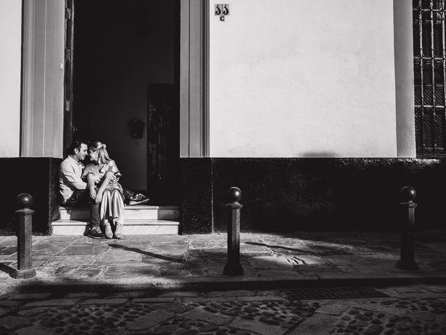 La boda de Manolo y Isabel en Viso Del Alcor, Sevilla 16