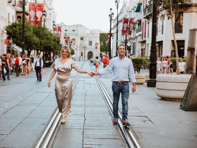 La boda de Manolo y Isabel en Viso Del Alcor, Sevilla 18