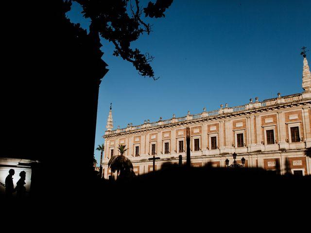 La boda de Manolo y Isabel en Viso Del Alcor, Sevilla 19