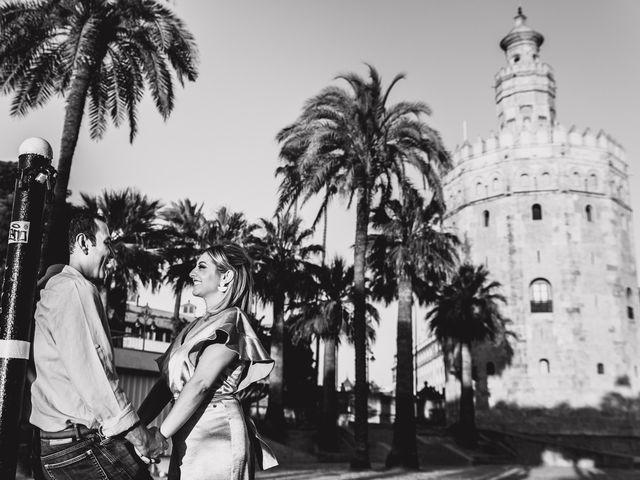 La boda de Manolo y Isabel en Viso Del Alcor, Sevilla 22