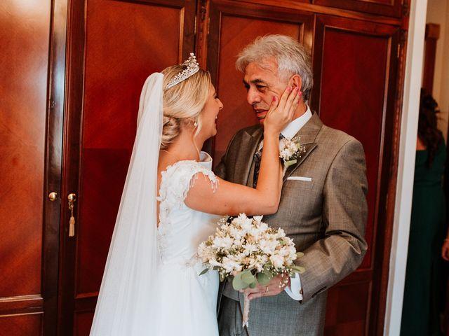 La boda de Manolo y Isabel en Carmona, Sevilla 20