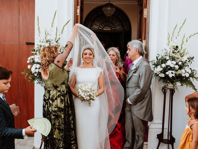 La boda de Manolo y Isabel en Carmona, Sevilla 21