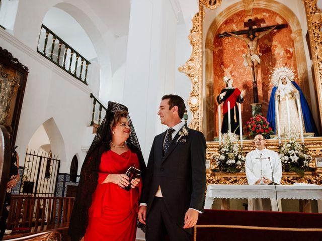 La boda de Manolo y Isabel en Carmona, Sevilla 27