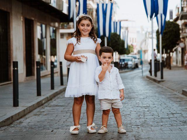 La boda de Manolo y Isabel en Carmona, Sevilla 28