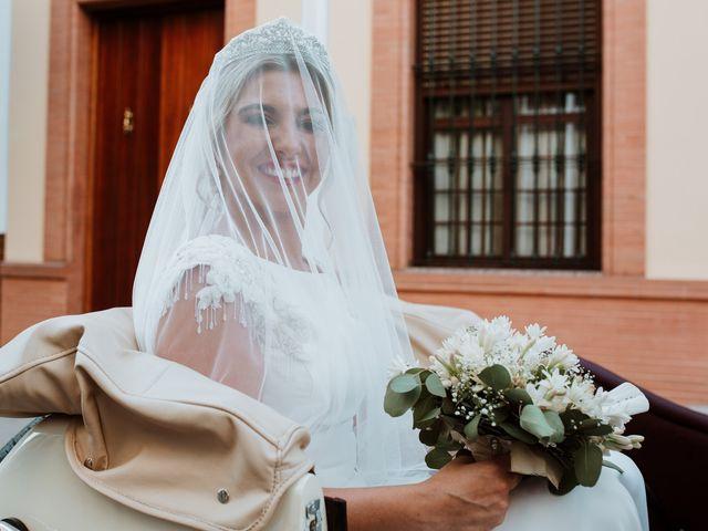 La boda de Manolo y Isabel en Carmona, Sevilla 29