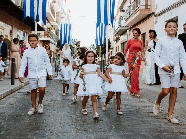 La boda de Manolo y Isabel en Carmona, Sevilla 30