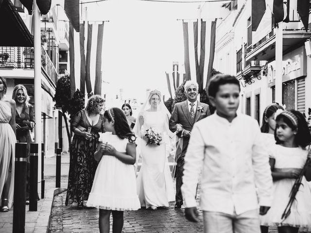 La boda de Manolo y Isabel en Viso Del Alcor, Sevilla 59