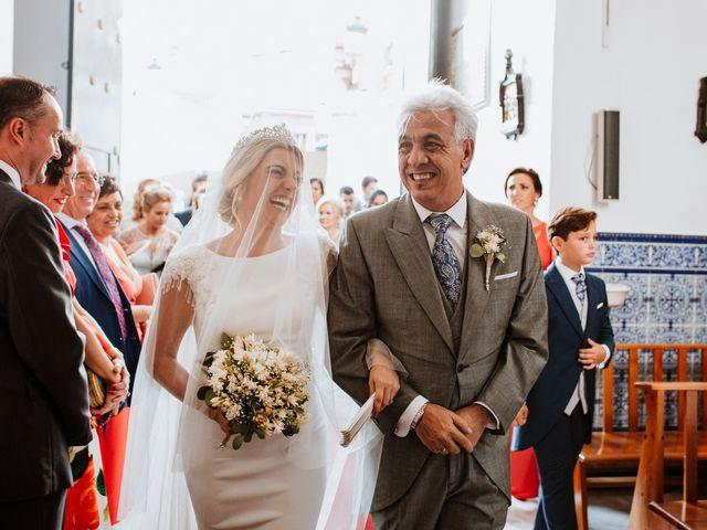 La boda de Manolo y Isabel en Viso Del Alcor, Sevilla 60