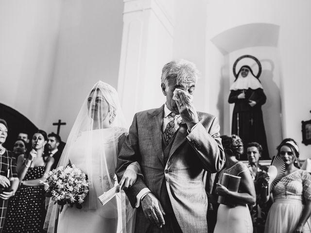 La boda de Manolo y Isabel en Carmona, Sevilla 31
