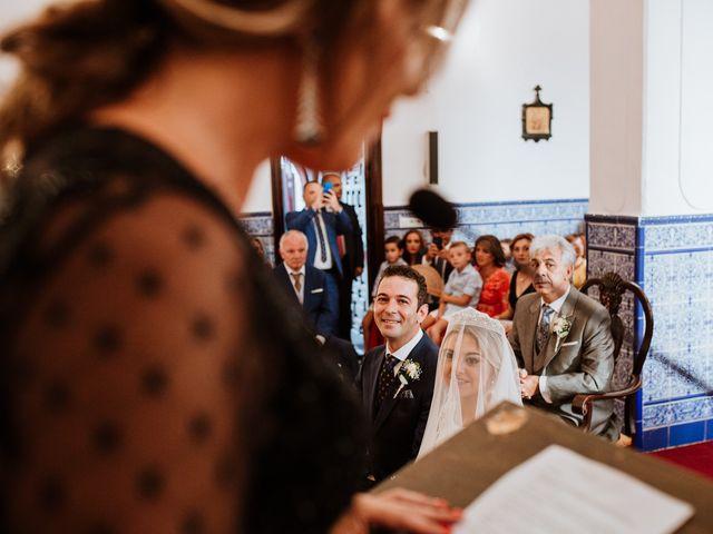La boda de Manolo y Isabel en Viso Del Alcor, Sevilla 65