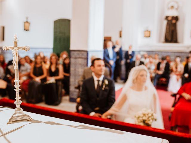 La boda de Manolo y Isabel en Viso Del Alcor, Sevilla 68
