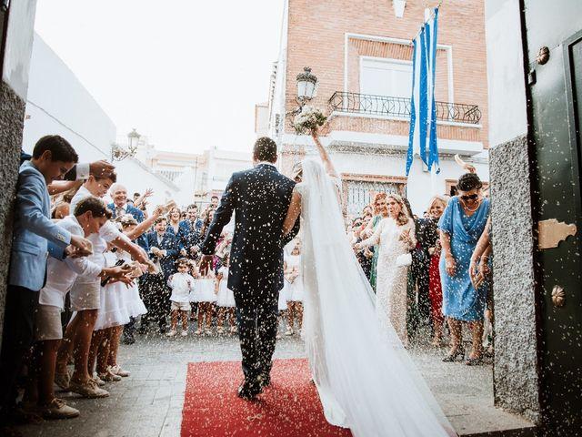La boda de Manolo y Isabel en Carmona, Sevilla 40