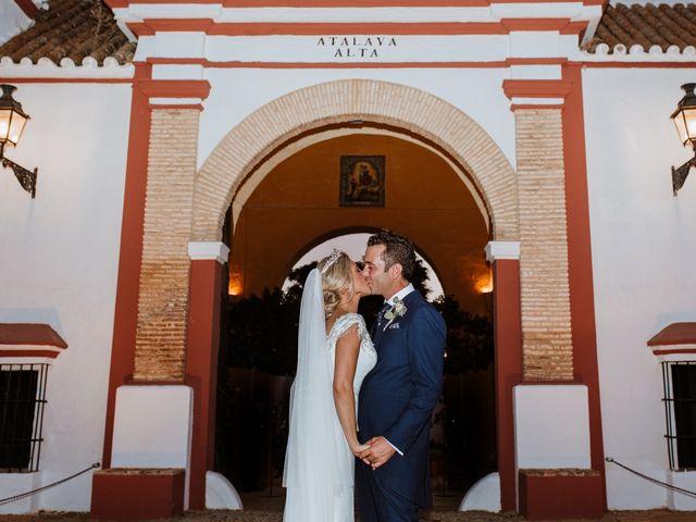 La boda de Manolo y Isabel en Carmona, Sevilla 42