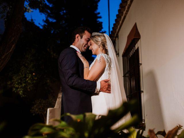 La boda de Manolo y Isabel en Viso Del Alcor, Sevilla 80
