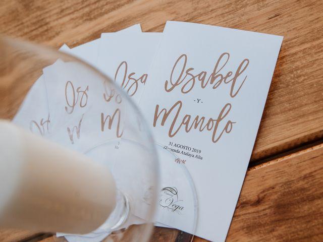 La boda de Manolo y Isabel en Viso Del Alcor, Sevilla 83