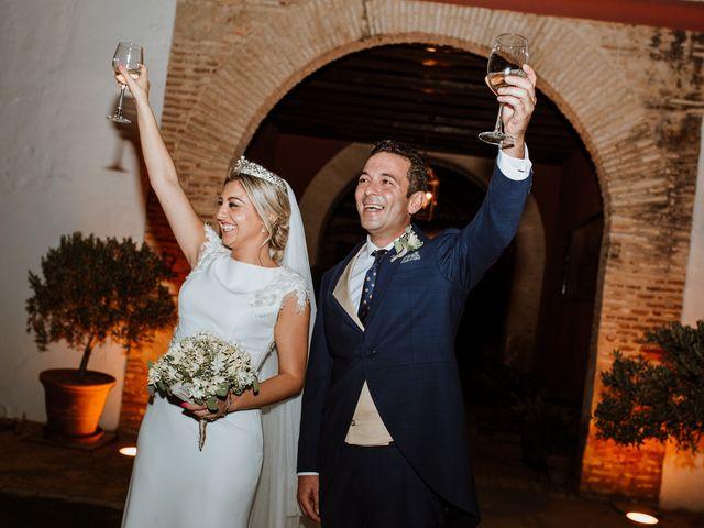 La boda de Manolo y Isabel en Carmona, Sevilla 44