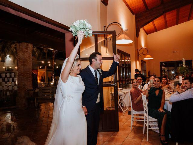 La boda de Manolo y Isabel en Viso Del Alcor, Sevilla 85