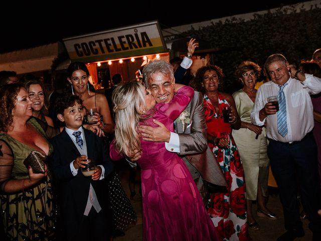 La boda de Manolo y Isabel en Viso Del Alcor, Sevilla 92