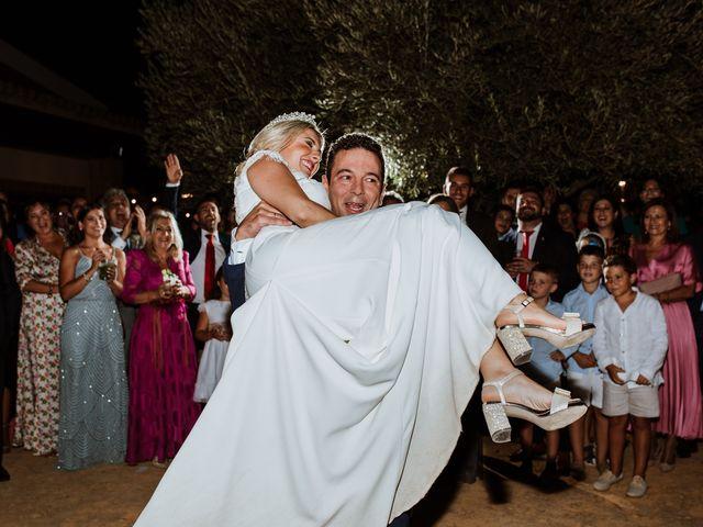 La boda de Manolo y Isabel en Viso Del Alcor, Sevilla 95