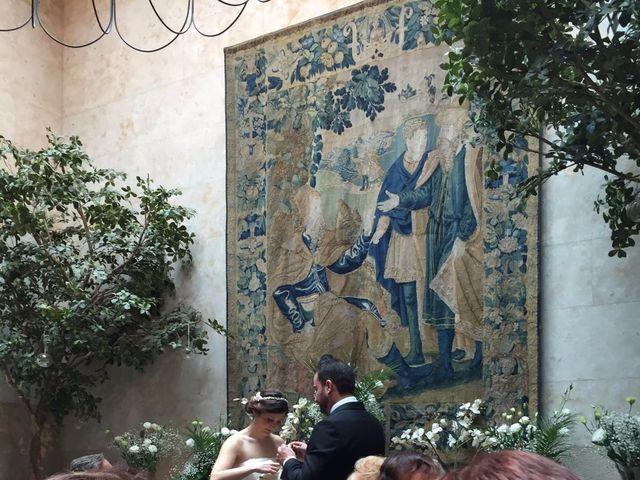 La boda de Luigi y Camila en Salamanca, Salamanca 5