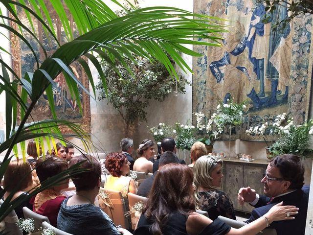 La boda de Luigi y Camila en Salamanca, Salamanca 4
