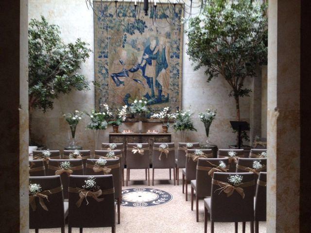 La boda de Luigi y Camila en Salamanca, Salamanca 13