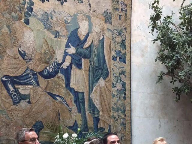 La boda de Luigi y Camila en Salamanca, Salamanca 6