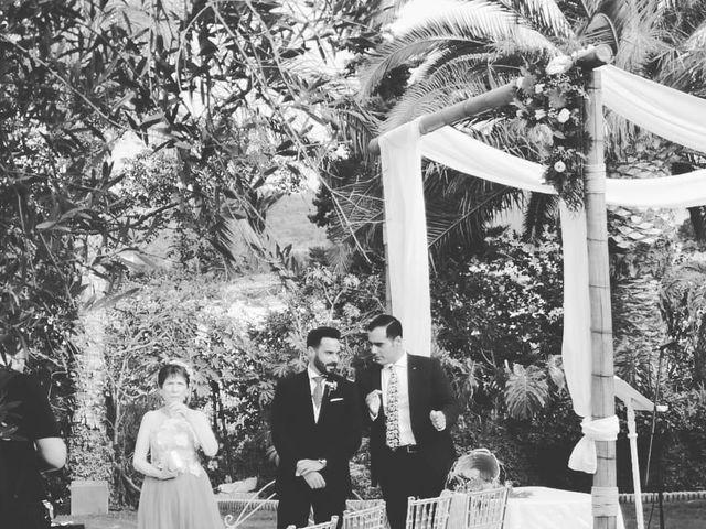 La boda de Yoni  y Paula en Málaga, Málaga 2