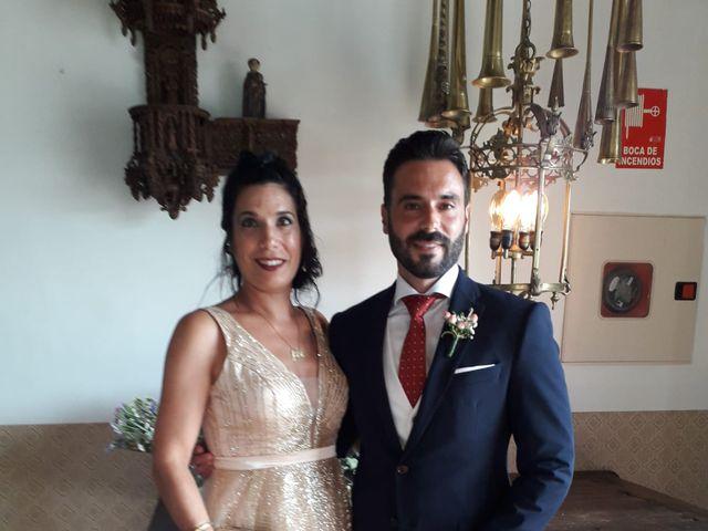 La boda de Yoni  y Paula en Málaga, Málaga 3