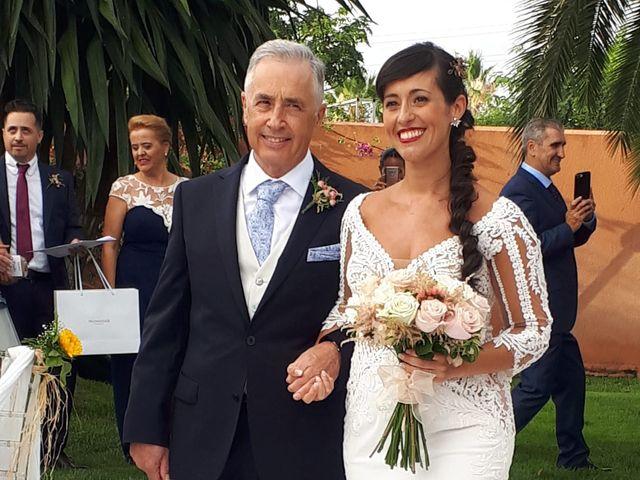 La boda de Yoni  y Paula en Málaga, Málaga 4