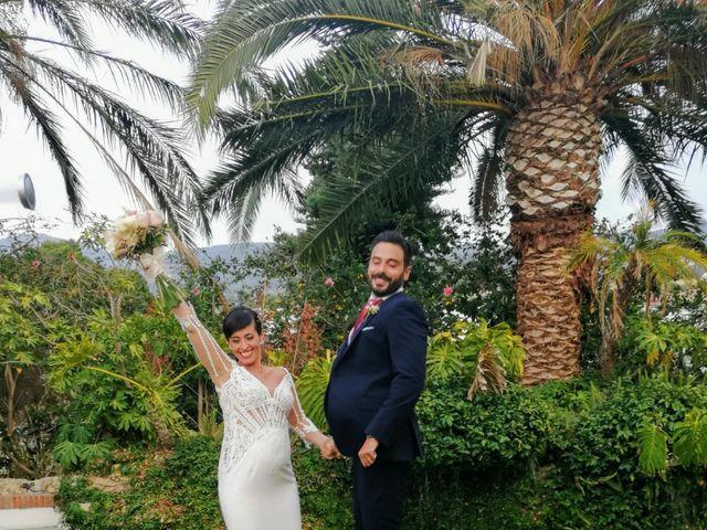 La boda de Yoni  y Paula en Málaga, Málaga 6