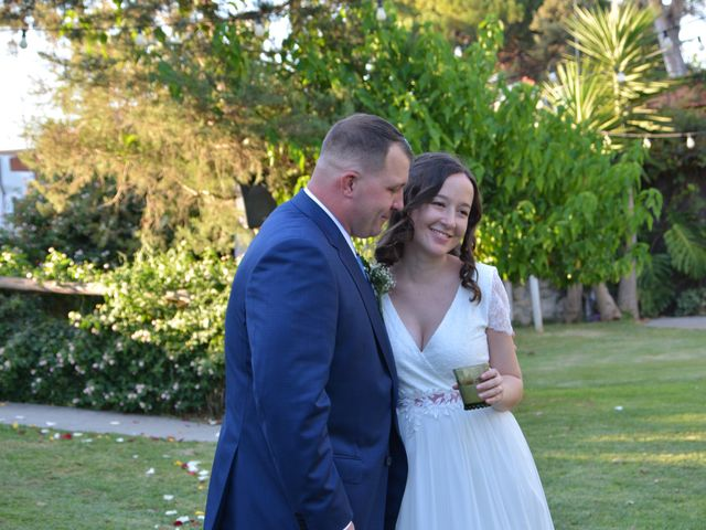 La boda de Patricia y T Dwayne