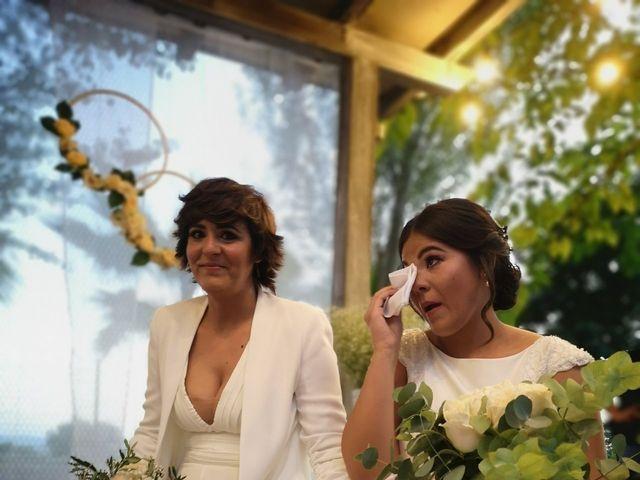 La boda de Mónica y Ángela en Huetor Vega, Granada 1
