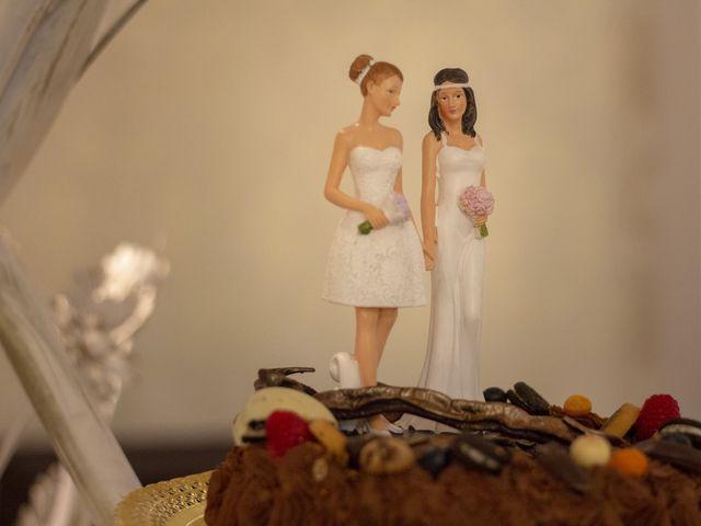 La boda de Mónica y Ángela en Huetor Vega, Granada 31