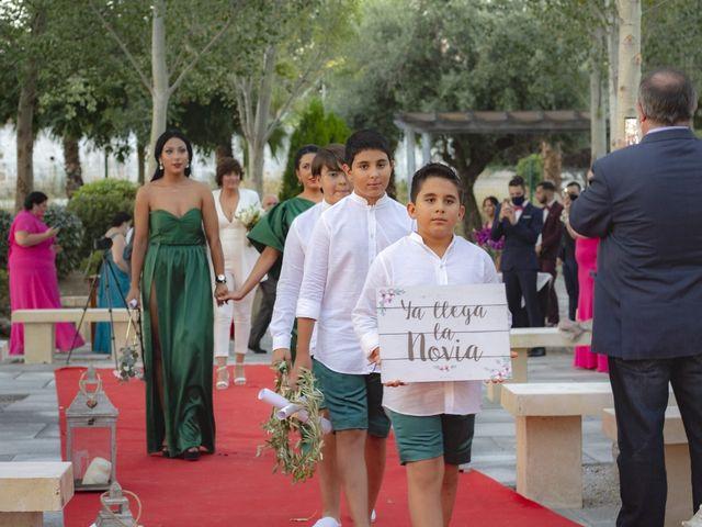 La boda de Mónica y Ángela en Huetor Vega, Granada 14
