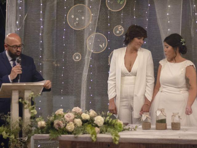 La boda de Mónica y Ángela en Huetor Vega, Granada 20