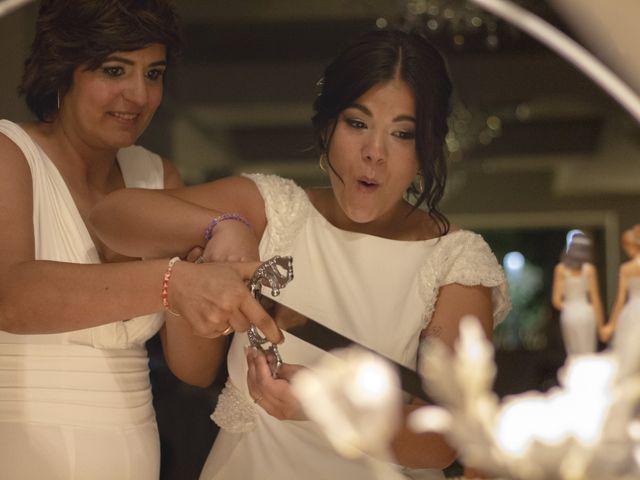 La boda de Mónica y Ángela en Huetor Vega, Granada 30