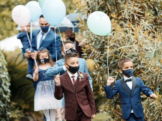 La boda de Marc y Montse en Cabrils, Barcelona 10