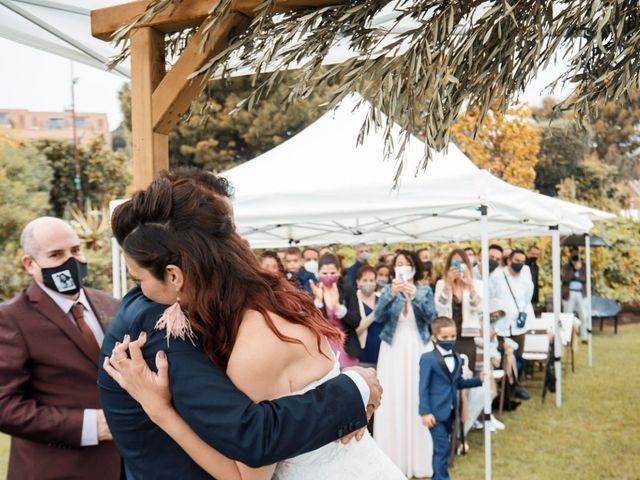 La boda de Marc y Montse en Cabrils, Barcelona 11