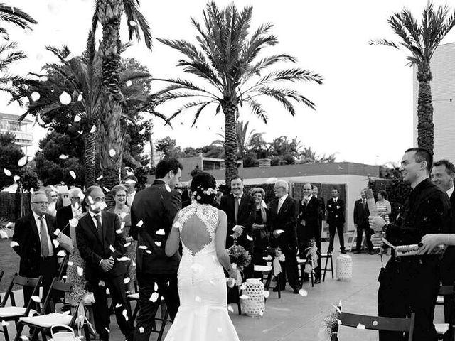 La boda de Paco y Ana en Benicàssim/benicasim, Castellón 1