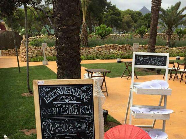 La boda de Paco y Ana en Benicàssim/benicasim, Castellón 8