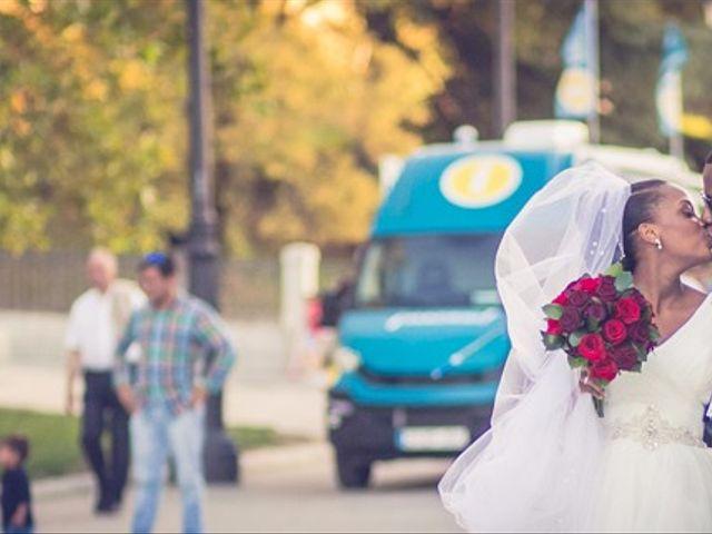 La boda de Saturno y Clemen en Madrid, Madrid 55